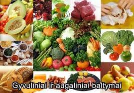 Gyvuliniai ir augaliniai baltymai