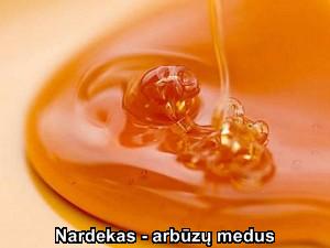 3. Nardekas - arbūzų medus