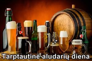 Tarptautinė aludarių diena